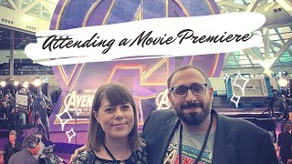Attending a MOVIE PREMIERE is like This - Avengers: Endgame