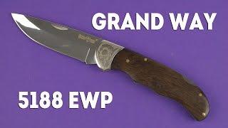 Grand Way 5188 EWP - відео 1