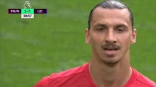 Manchester United Vs Leicester City 41 All Goals And Highlights 24/09/16 HD