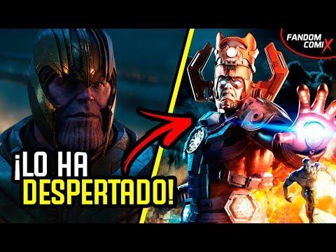 Download Thanos es el culpable de la aparición de Galactus - TEORÍA Mp4 HD Video and MP3