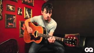 Alex Turner - Suck It And See (Live for GQ)