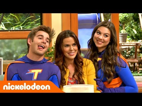 ¡Se nos termina! Últimas escenas con el elenco 🎬| The Thundermans | Nickelodeon en Español