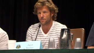 Dragon*Con 2012 Day 1 - Jamie Bamber Discusses EJO And The 17th Precinct Pilot