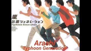 Arashi Typhoon Generation Cover Español