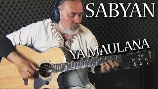 YA MAULANA - SABYAN - Igor Presnyakov - fingerstyle guitar cover