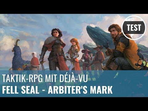 Fell Seal - Arbiter's Mark im Test: Taktik-RPG mit déjà vu (German)