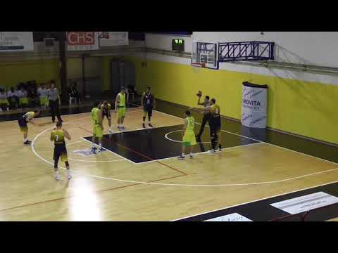 Preview video Gilbertina - Verolanuova 70-63