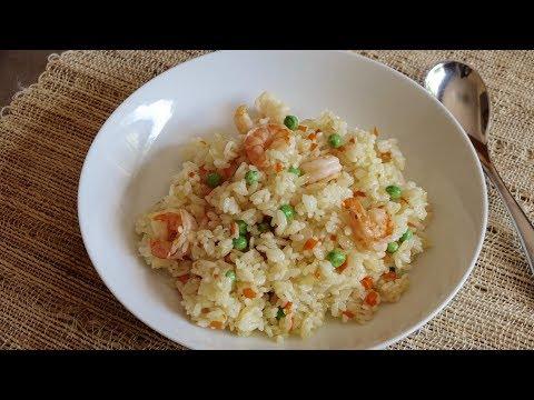 Ebi Pilaf Recipe – Japanese Cooking 101