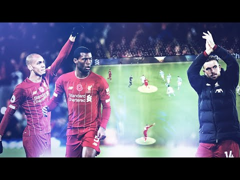 Fabinho Wijnaldum and Henderson v Man City | IMMENSE midfield trio's best bits