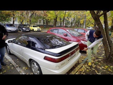 Оживление уникального авто. Ретрофутуризм.