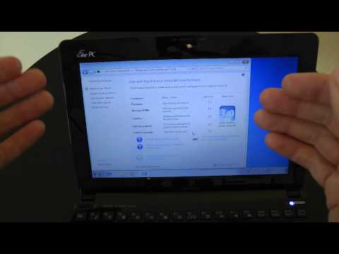 Asus Eee PC 1015PEM Netbook Review