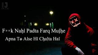 Most Killer Attitude Status For Boys | Attitude Quotes | Attitude Shayari | Attitude Status Hindi