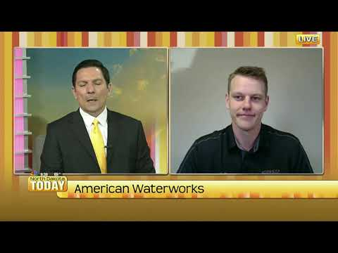 American Waterworks Interview with North Dakota Today!