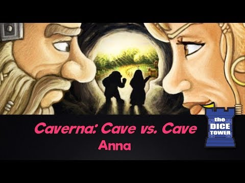 Caverna: Cave vs Cave review with Anna