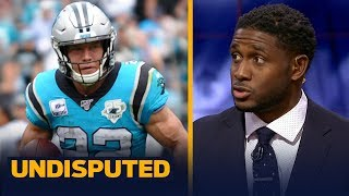 Reggie Bush has been impressed with the way the Panthers use Christian McCaffrey | NFL | UNDISPUTED