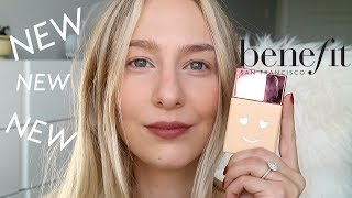 BENEFIT HELLO HAPPY FOUNDATION First Impressions