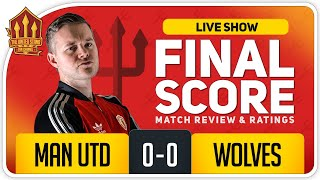 GOLDBRIDGE! Manchester United - Wolves Match Reaction