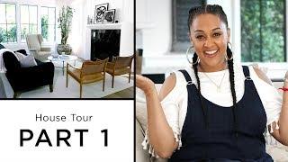 Tia Mowry's House Tour: Part 1 | Quick Fix