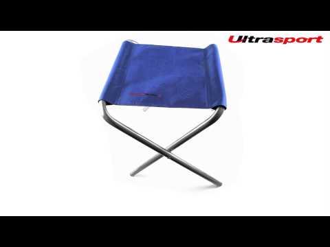 Ultrasport Camping Klapphocker Vierbein