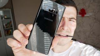 Samsung Note 8 - Первое Впечатление
