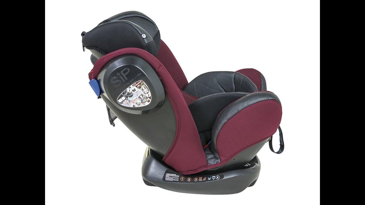 Cadeira Para Auto Kiddo Stretch - Cantinho da Criança