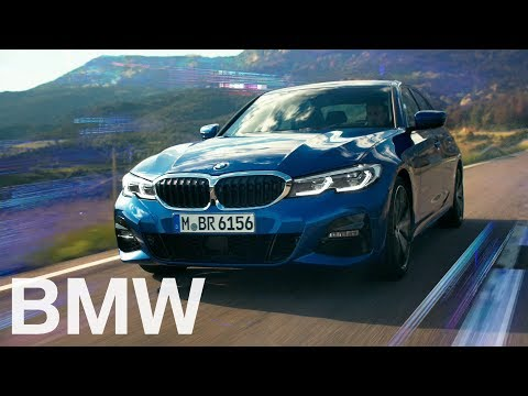 Bmw 3 Series G20 Седан класса D - рекламное видео 1