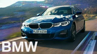YouTube Video GzWvu4VjRb8 for Product BMW 3 Series Sedan (G20) & Touring (wagon, G21) by Company BMW in Industry Cars