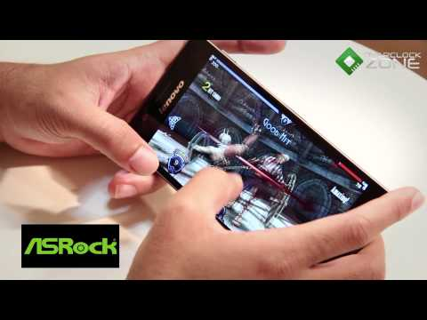 OverclockZone TV EP.329 : Lenovo K900 (HD)