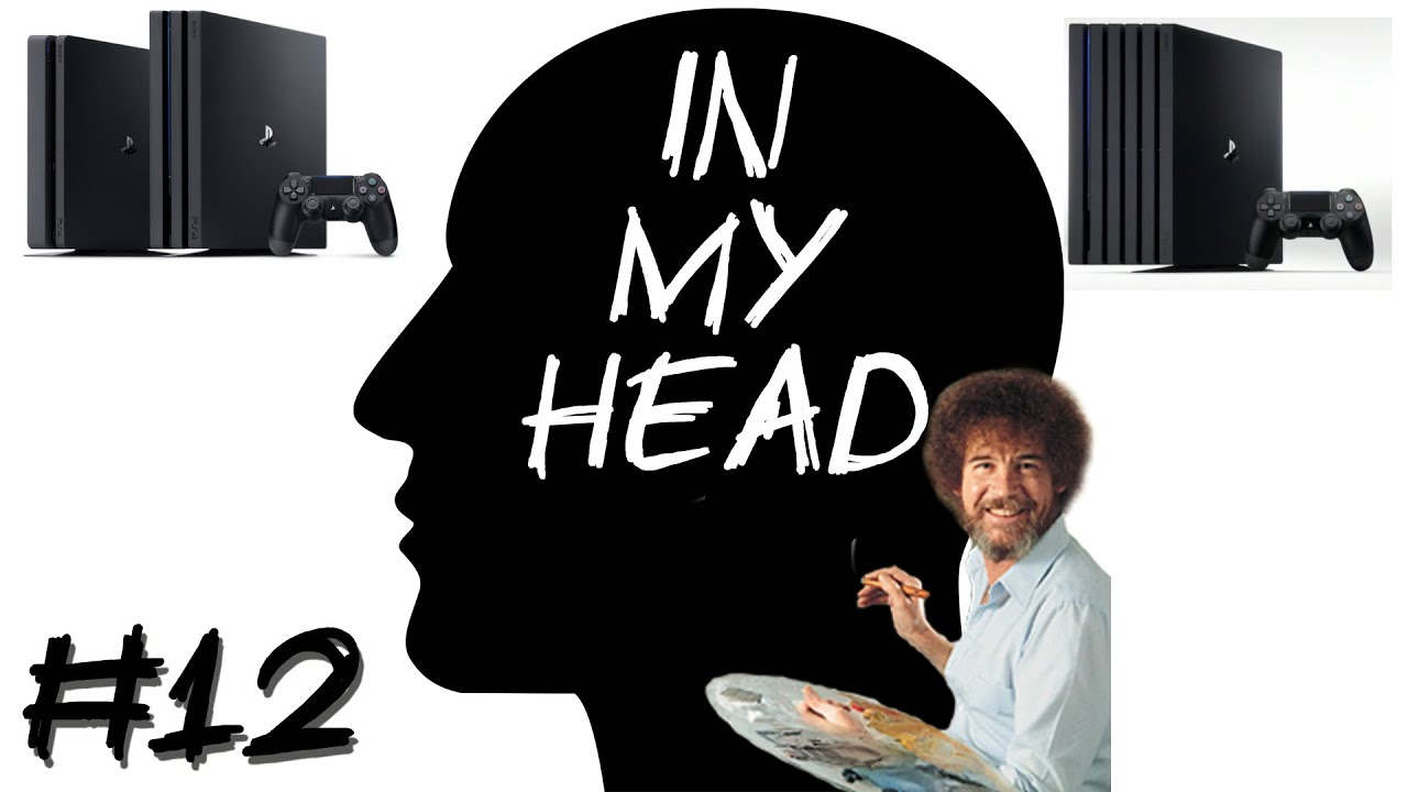 [In My Head] Episode 12 – Die professionelle PlayStation 4