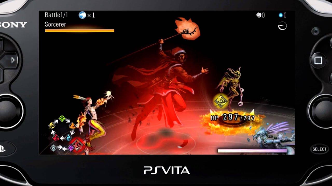 E3 2013: Destiny of Spirits Traz Estratégia Social ao PlayStation Vita