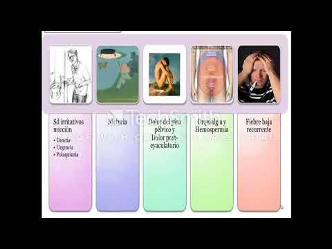 Krónikus prosztatitis és komplikációja