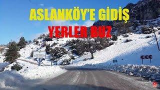 preview picture of video 'Aslanköy'e Gidiş / MERSİN'