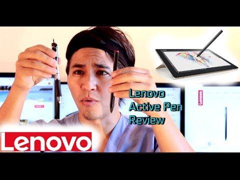 Lenovo Active Pen Review