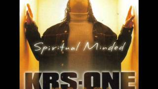 Krs One - Take it to God (Spiritual Minded) [ORIGINAL]