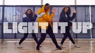 Marshmello   Light It Up Ft. Tyga & Chris Brown | Choreography Broop'Z