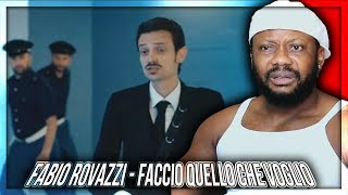 Fabio Rovazzi   Faccio Quello Che Voglio (Official Video) | REAZIONE!!!