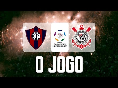 Copa Libertadores 2016 | Jogo - Serro Porteño 3 x 2 Corinthians
