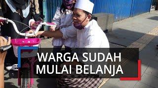 Pertokoan di Kota Bogor Sudah Buka, Warga Mulai Belanja