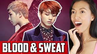 bts blood sweat and tears m countdown behind the scene - TH-Clip