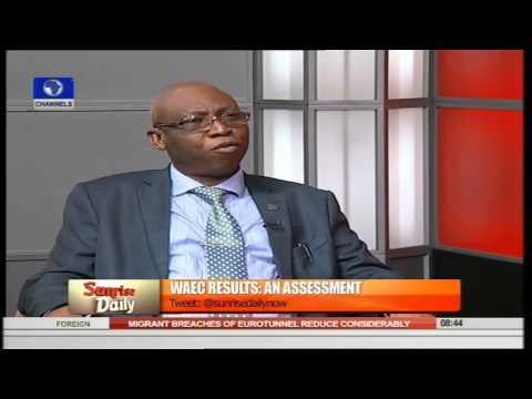 WAEC: Candidates Do Not Proceed To University Based On Performance -Eguridu