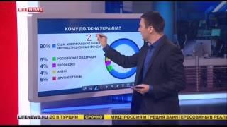 Украинцы не знаю кому должна Украина и что будет если наступит дефолт