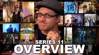 Doctor Who Series 11 Overview Review