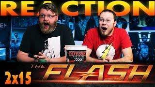 "The Flash 2x15 REACTION!! ""King Shark"""