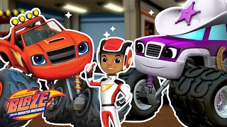 NEW CHANNEL: The Driving Force (FULL EPISODE) | Blaze and the Monster Machines