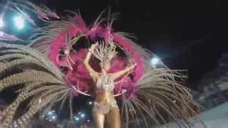 preview picture of video 'Carnaval M  Caseros 2015 CARUN BERA'