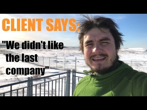 """We Didn't Like Our Last Company"" - Growing Event Rental Business"