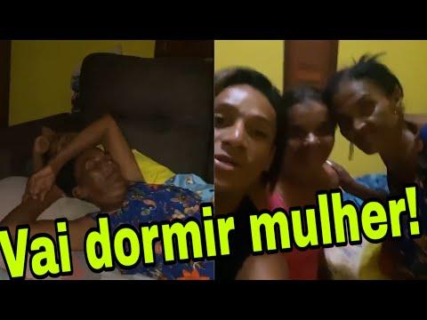 Ney Lima, Babu e Maria José vão a aniversário + Maria dorme na casa de Ney.