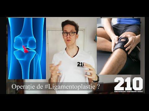 Artroza articulației genunchiului stâng 2 grade