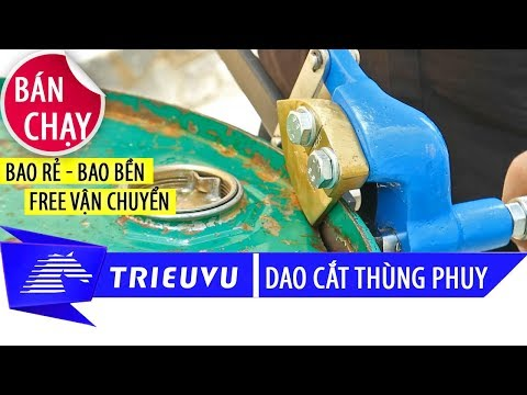 cach su dung dao cat thung phuy thep