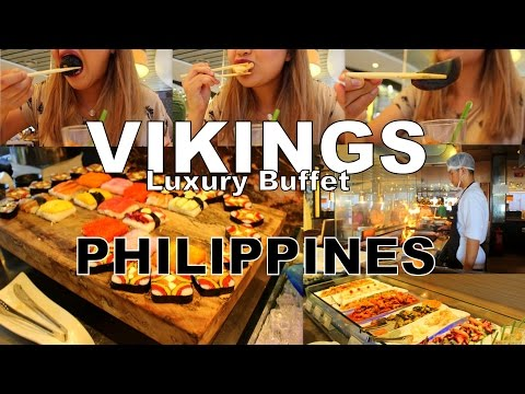 The Best Buffet in the PHILIPPINES *Restaurant Sounds*